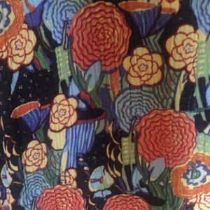 Flax, Jeanne Engelhart, Rayon blouse, boho